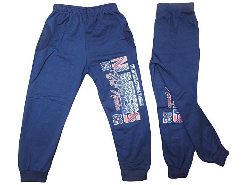 E-282 Wholesale quality and cheap track pants for babies 9-10-11-12-13 age