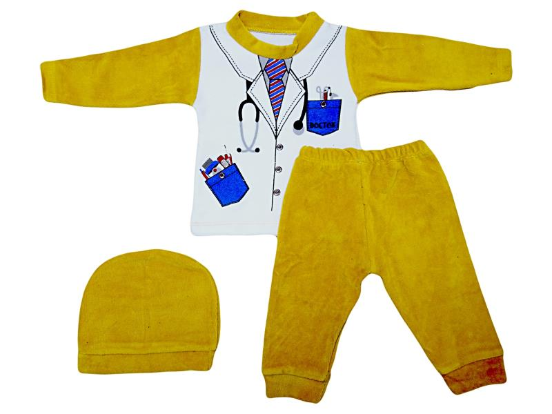 3902 Wholesale quality and cheap two piece set for babies 3-6 month