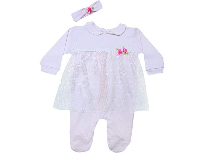 332 Wholesale quality and cheap overalls for babies  6-9 month