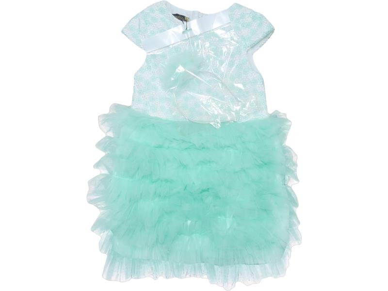 4063 Wholesale quality and cheap fress for girl babies 3-4-5-6 age