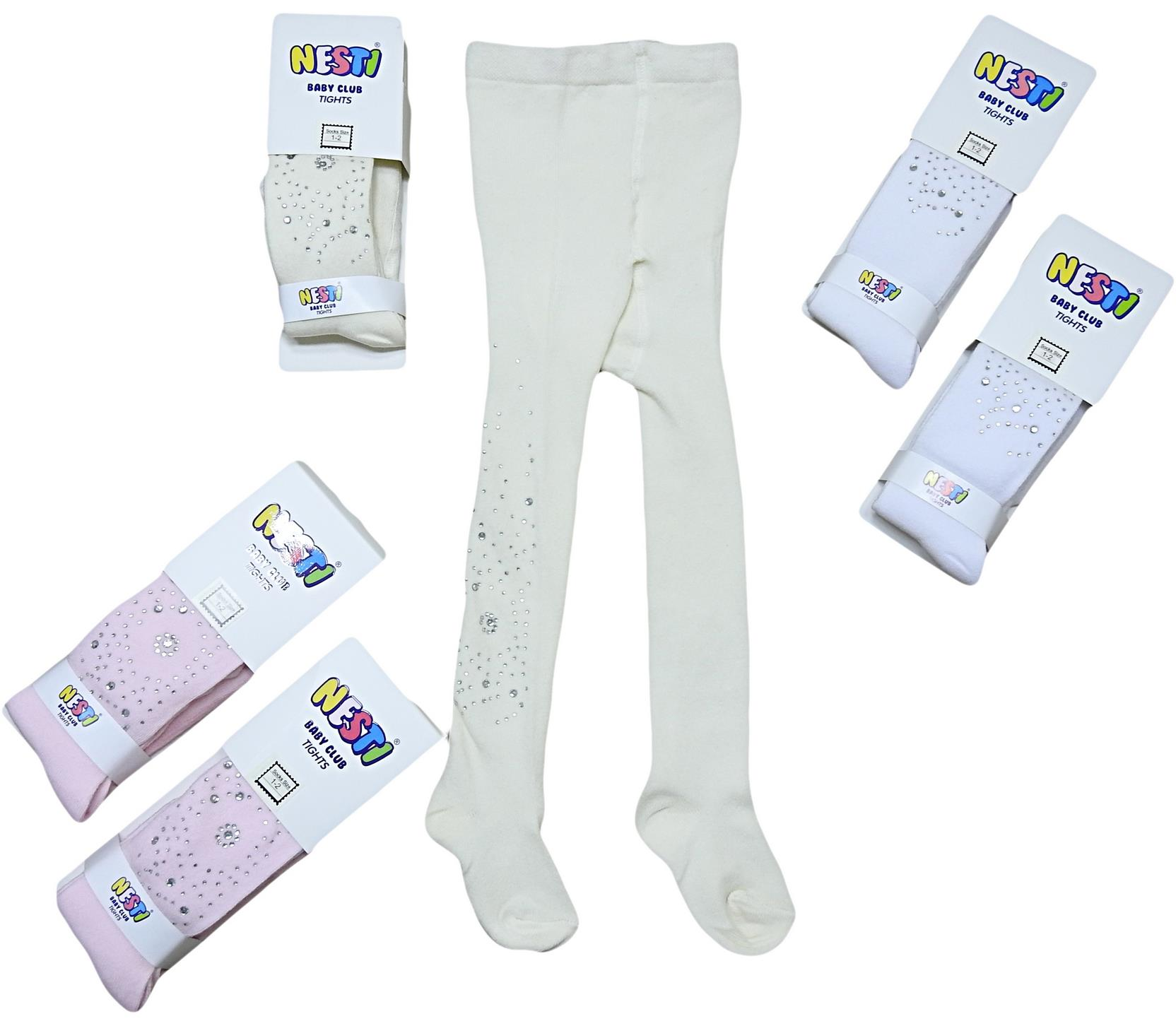 7871 wholesale quality and cheap six piece pantyhose for babies