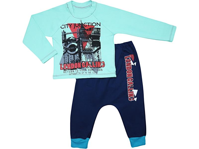 Wholesale quality and cheap two piece set for babies 1-2-3 age