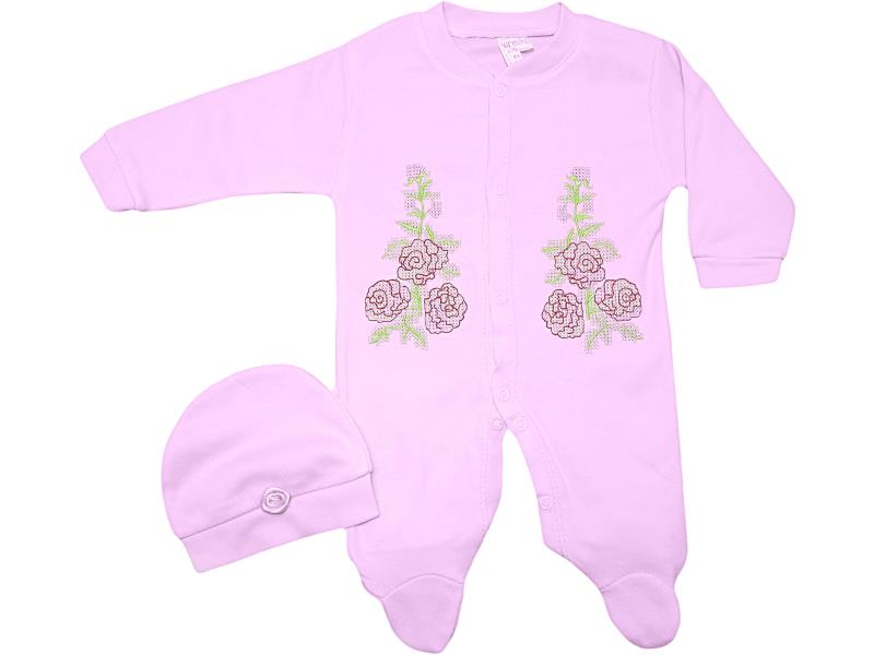 973 Wholesale quality and cheap overalls for babies 3-6-9 month