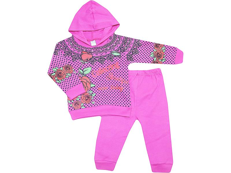 413  Wholesale quality and cheap two piece for girl babies  1-2-3 age