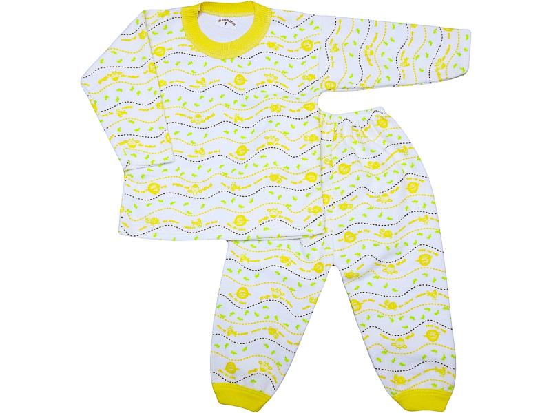Wholesale quality and cheap pyjamas for babies 1-2-3 age