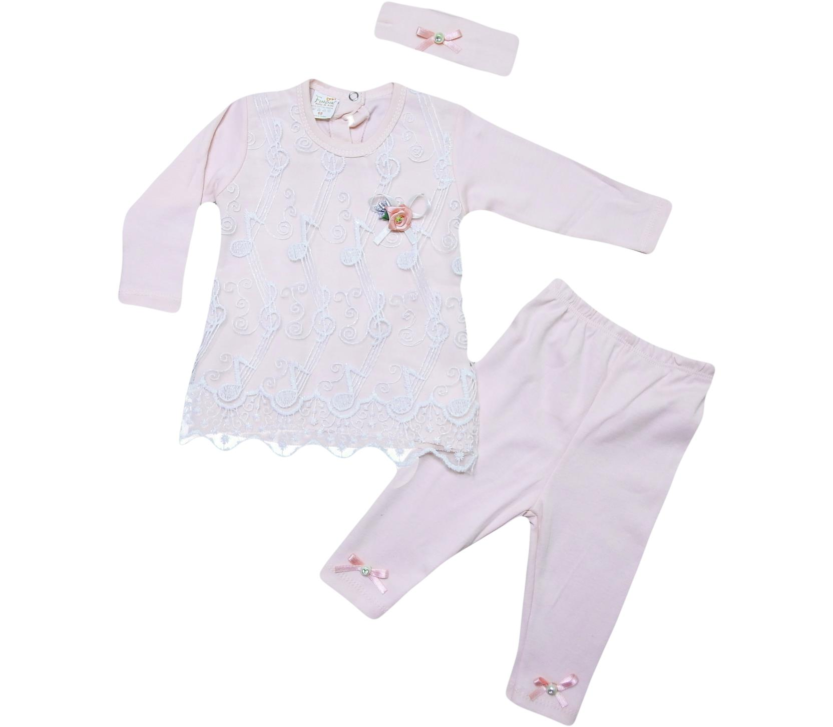 61024 Wholesale quality and cheap dress for girl babies  6-9 month