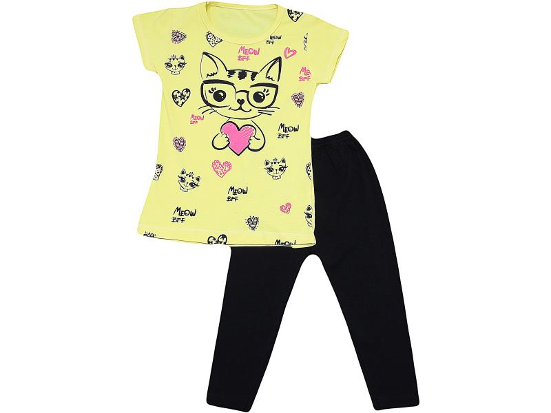 Wholesale quality and cheap two piece set for babies 2-3-4-5 age