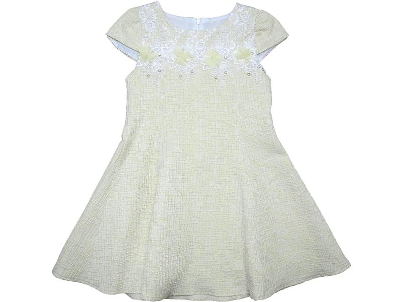 9021 Wholesale quality and cheap dress for babies 5-6-7-8 age