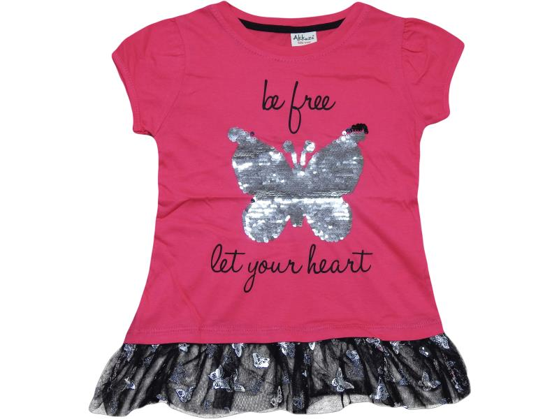 9040 wholesale kids sequin shirts for girls 2-3-4-5-6 age