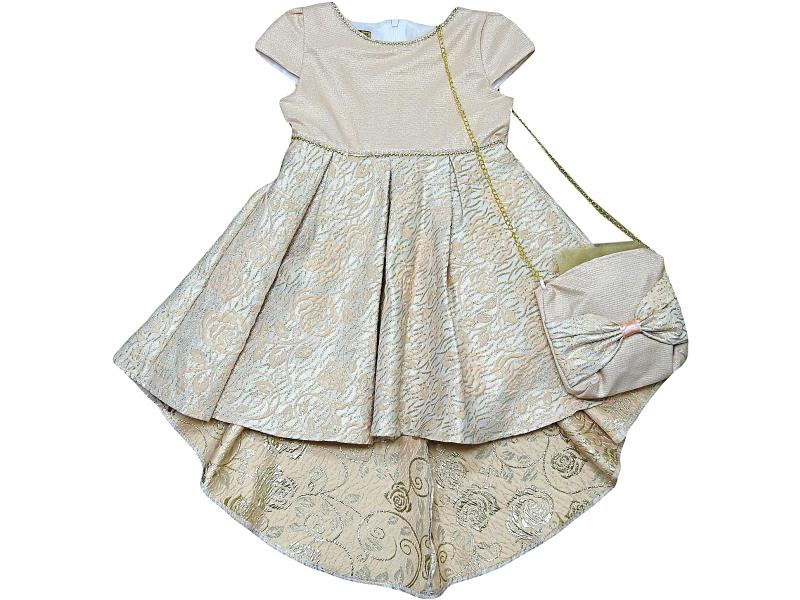5576 wholesale quality and cheap dress for girl babies 3-4-5-6 age
