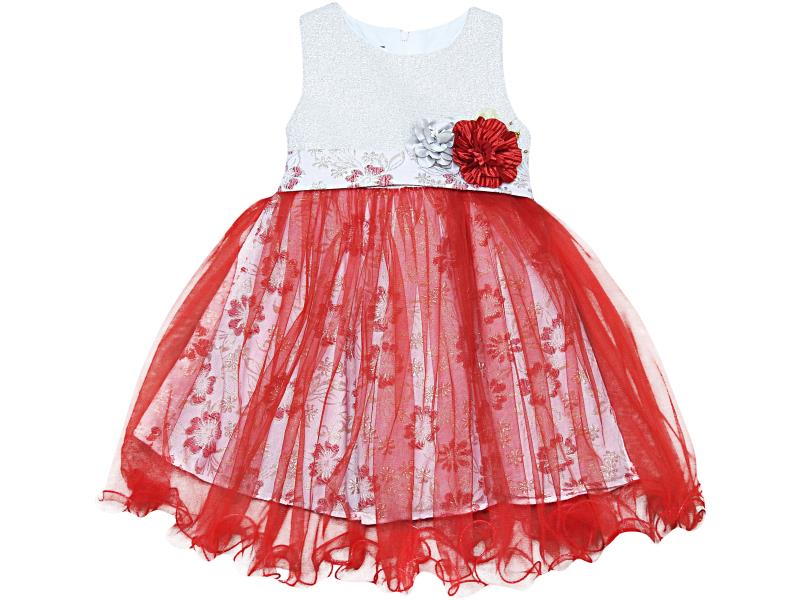 5596 Wholesale quality and cheap dress for girl children 2-3-4-5 age