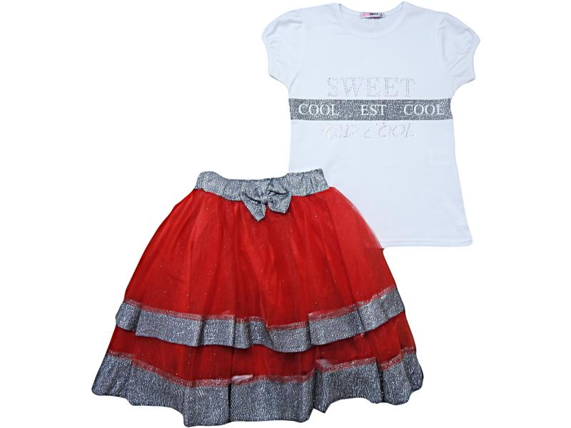 2889 Wholesale quality and cheap dress for girl children  7-8-9-10 age