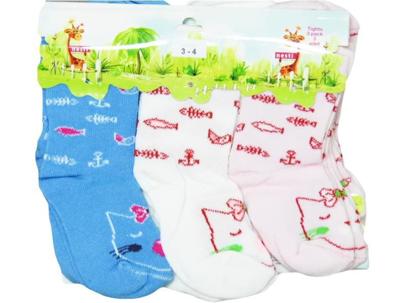 7788 wholesale good quality and cheap twelve pairs of socks
