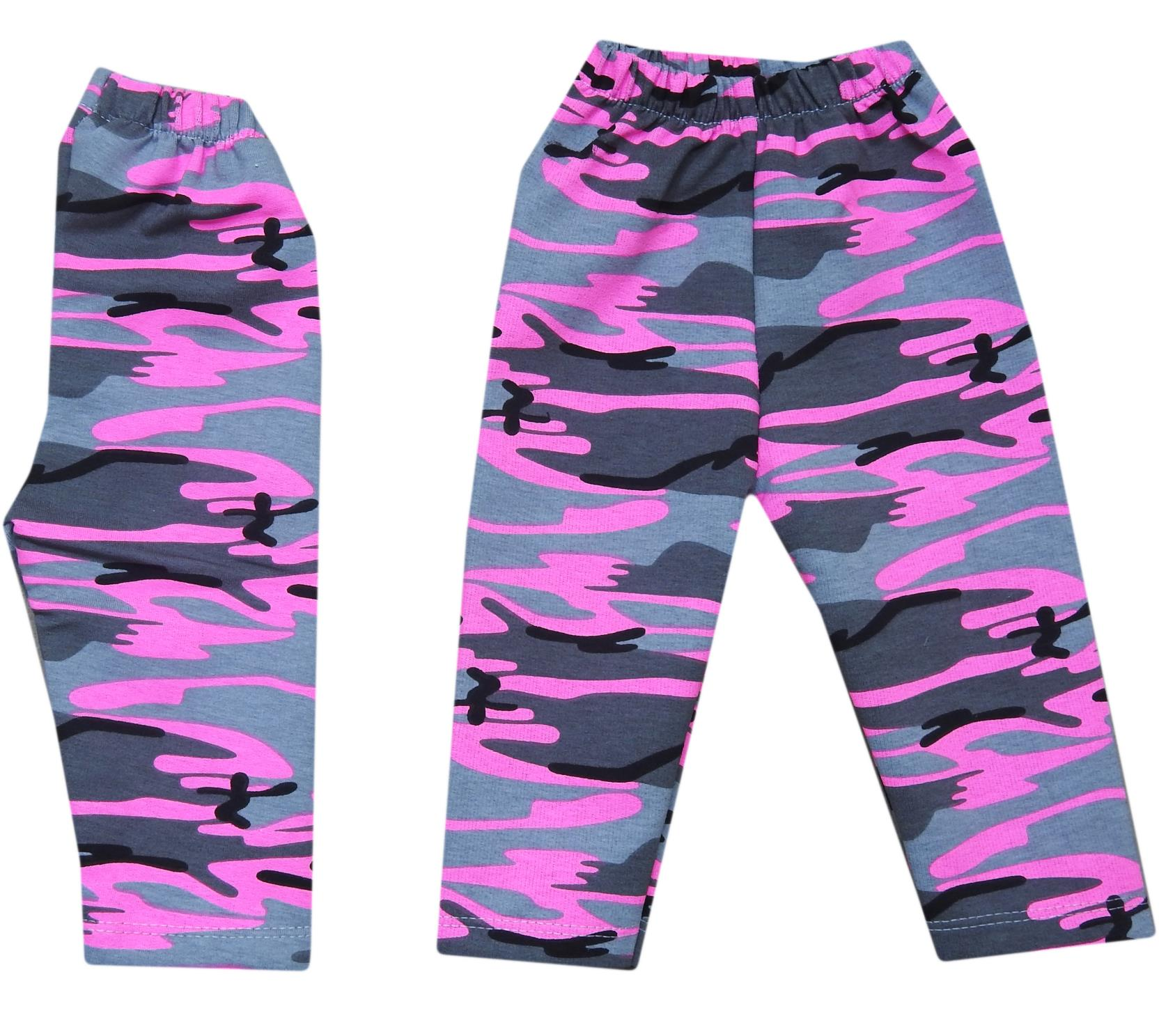 wholesale baby camouflage leggings for girls for 1-2-3 age