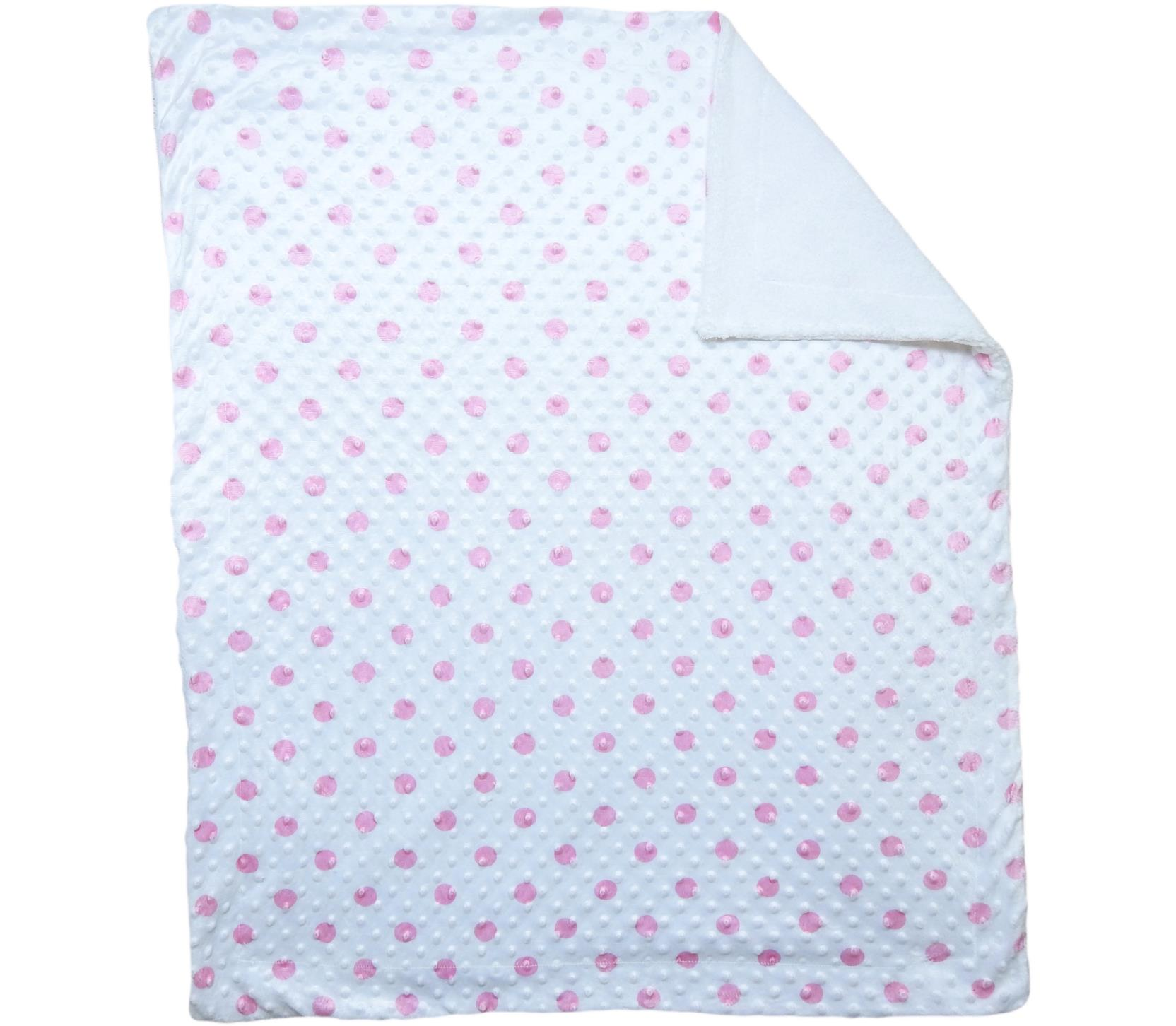 wholesale baby blankets,blankets,polka dots, from the manufacturer at low prices