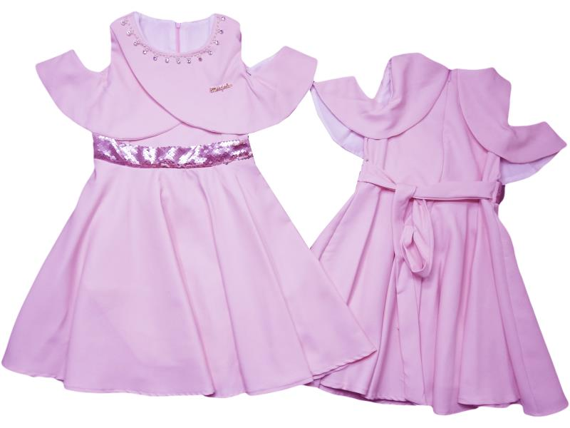 9123 wholesale children's summer elegant dresses,for girls for 5-6-7-8 age