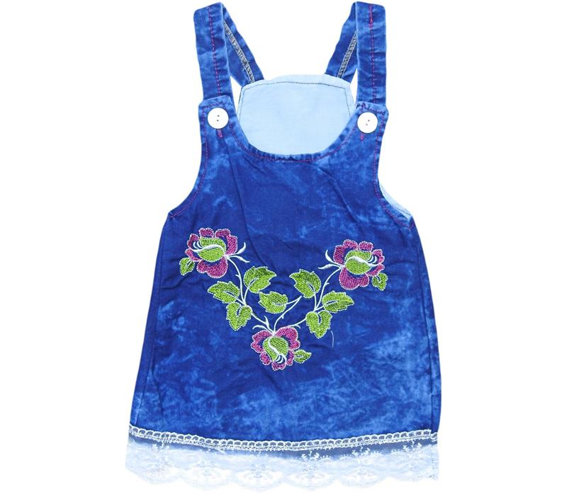 wholesale baby denim overalls for girls for 2-3-4-5-6 age