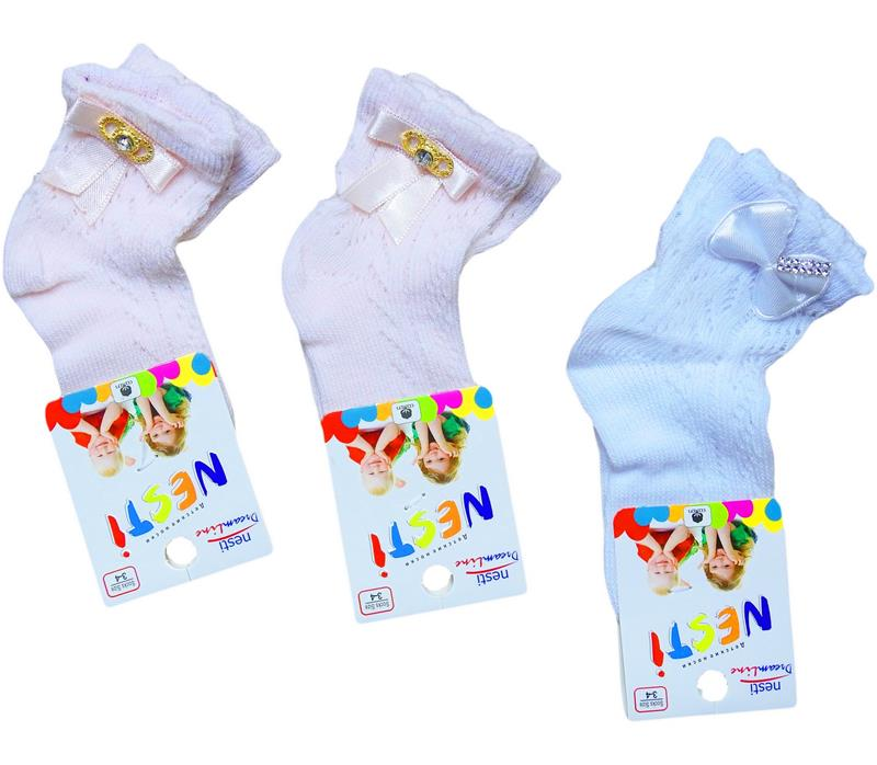 000103 wholesale baby hosiery,packaging 12 PCs.