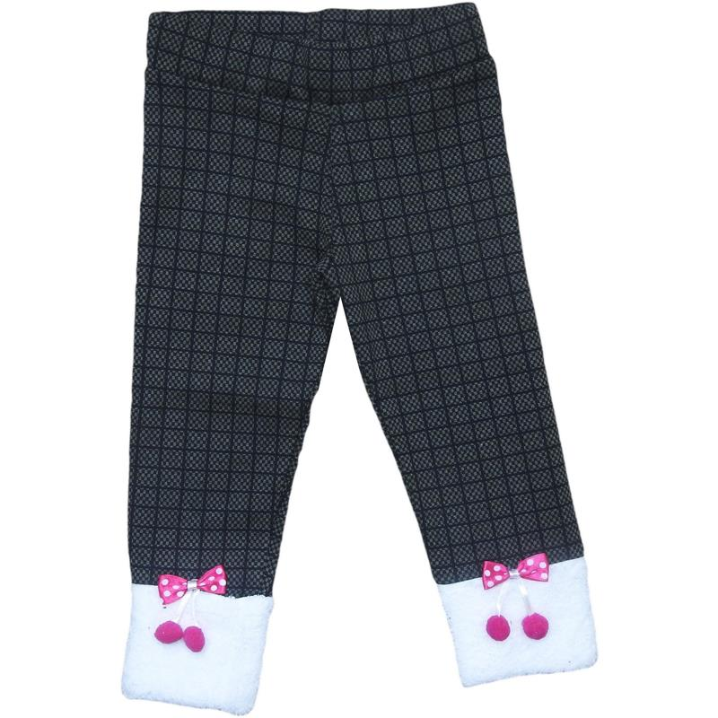 wholesale baby warm winter leggings for girls for 1-2-3-4 years