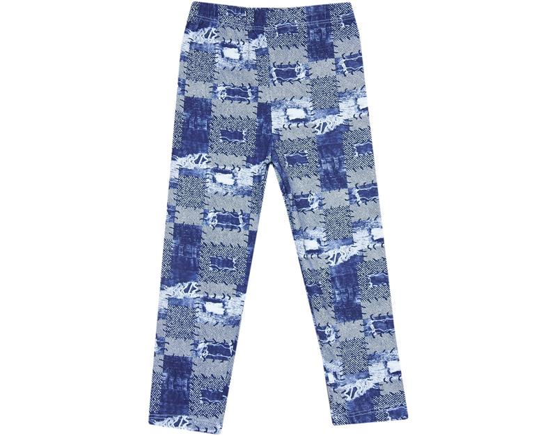 Wholesale children jeans pattern leggings 8-9-10-11-12-13 years old