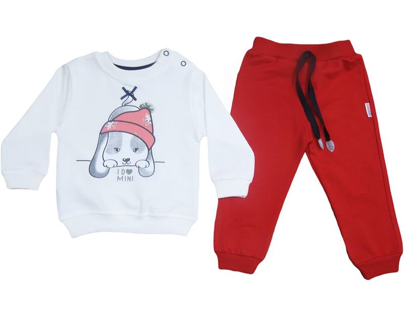 1818 wholesale baby girl tracksuit 6-9-12-18 months